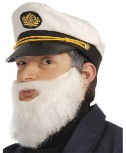 Barba blanca grande