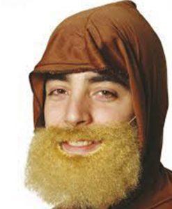 Barba rubia pequeña