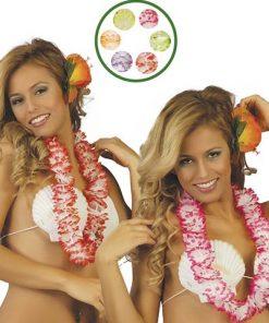 Collar hawaiano surtido