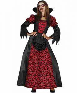 Disfraz de vampiresa sangrienta