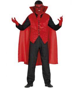 Disfraz de demonio Lord Devil