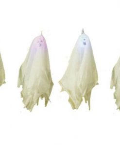 Guirnalda de fantasmitos con luz