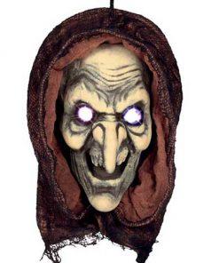 Máscara colgante de Bruja