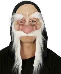 Máscara de viejo