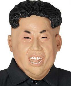 Máscara de coreano Kim