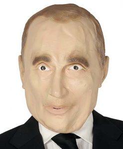 Máscara de Putin