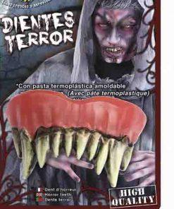 Dientes de zombie
