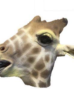 Máscara de jirafa