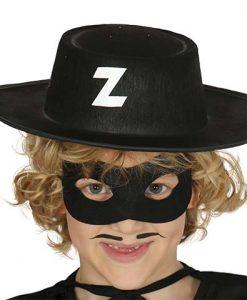 Sombrero bandido infantil
