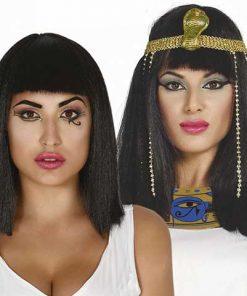 Peluca de Cleopatra