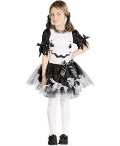 Disfraz fantasma niña tutú