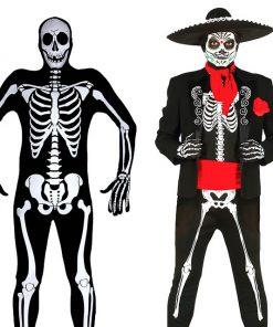 Disfraces De Halloween Para Adulto Y Ninos Disfraces No Solo Fiesta - Disfraz-de-halloween-para-hombre