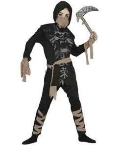 Disfraz ninja fantasma
