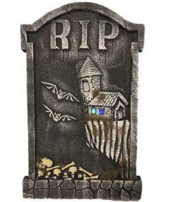 Lápida RIP murciélagos