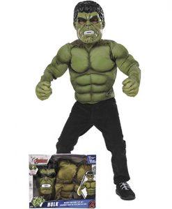 Disfraz Hulk niño