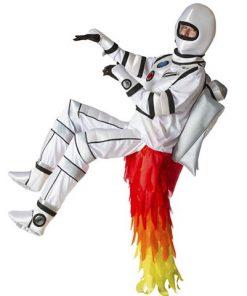 Disfraz hombre cohete