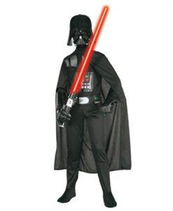 Disfraz Darth Vader con máscara infantil