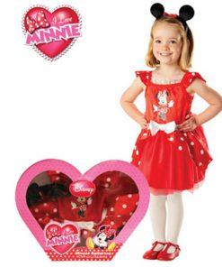 Disfraz Minnie niña