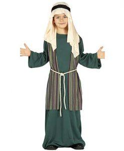 Disfraz de San José pastor niño