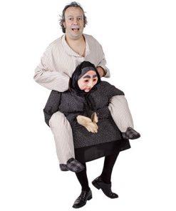 Disfraz abuelo quejica