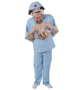Disfraz recién nacido