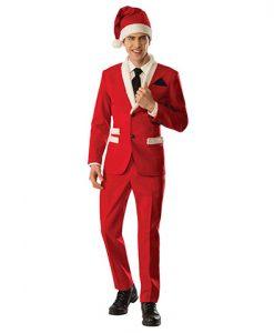 Traje Papa Noel adulto
