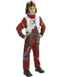 Disfraz Hero Battler niño