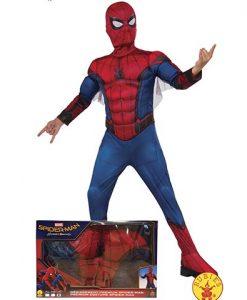 Disfraz Spiderman musculoso infantil