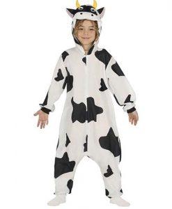 Disfraz Vaca bicolor