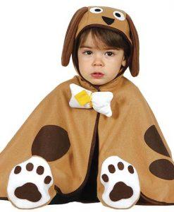 Disfraz Capa Perrito bebé