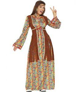 Disfraz Hippie Largo