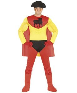 Disfraz Superhéroe Español