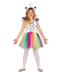 Disfraz Unicornio Tutú niña