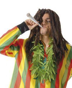 Collar Hojas de Marihuana