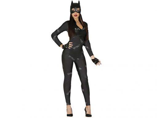 Disfraz de Cat Woman Negra