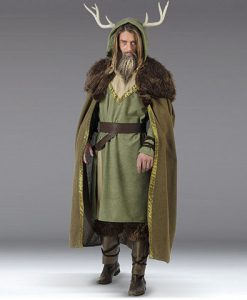 Disfraz Druida Medieval Melvin