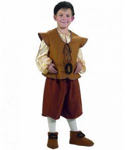 Disfraz Escudero Medieval niño