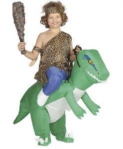 Disfraz Dinosaurio Hinchable infantil