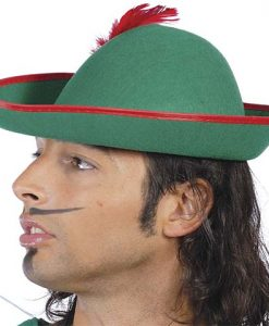 Sombrero de Robin de fieltro