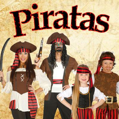 Disfraz de Piratas