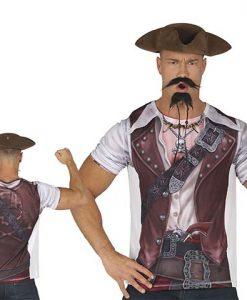 Camiseta Pirata para Chico