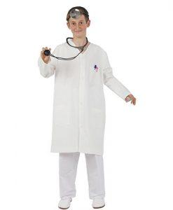 Disfraz Bata de Doctor infantil