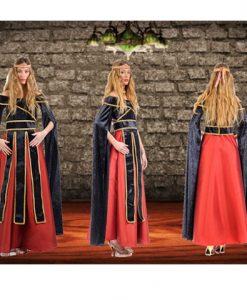 Disfraz Dama Medieval mujer