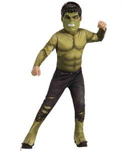 Disfraz de Hulk Classic ™ Los vengadores infantil
