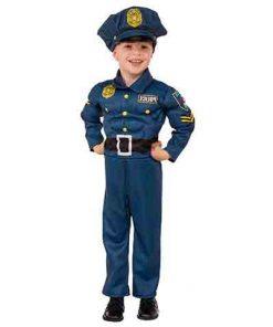 Disfraz Super Policia para niño