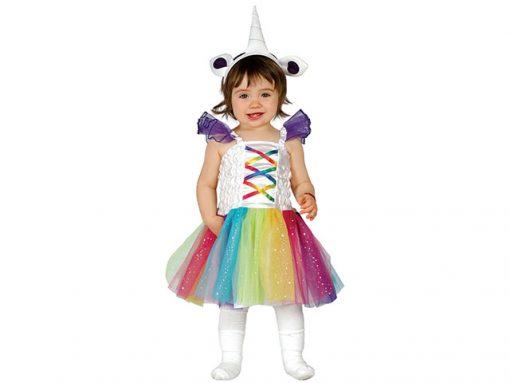 Disfraz Unicornio tutú para bebé