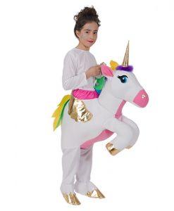 Disfraz a Hombros de Unicornio