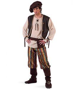 Disfraz Tabernero Medieval