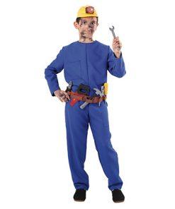 Disfraz de Carpintero para niño