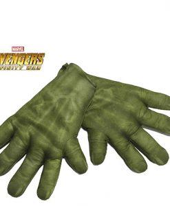 Guantes Hulk para niño